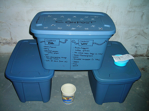 Vídeos sobre como fazer compostagem